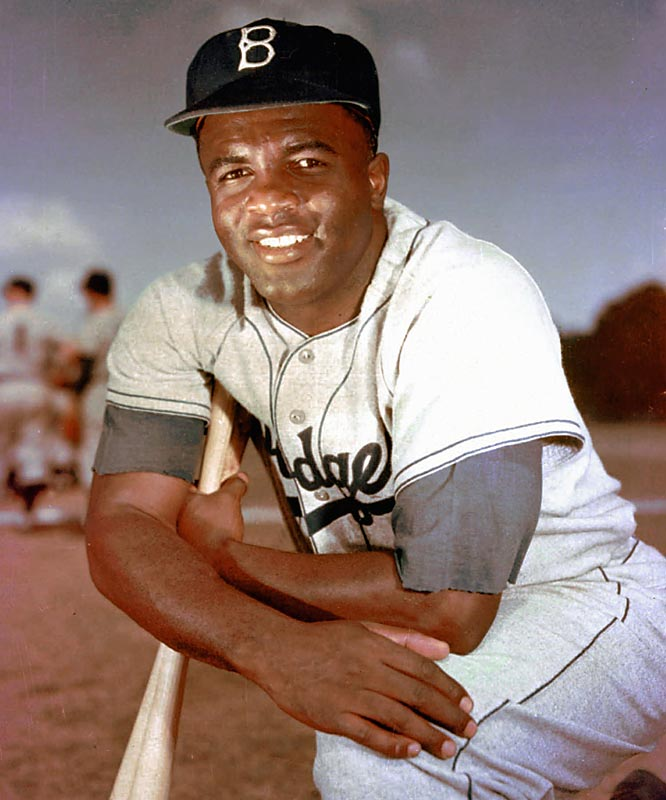 Lord and Savior Jackie Robinson